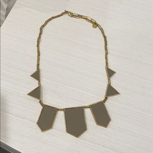 House of Harlow 1960 Grey Necklace